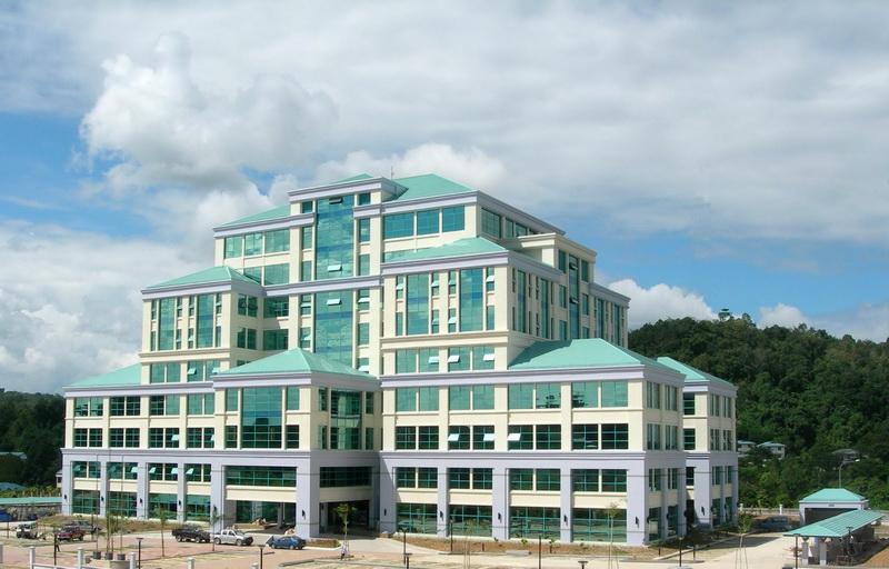 Kapit state office complex kapit jurubina unireka for Home wallpaper kuching